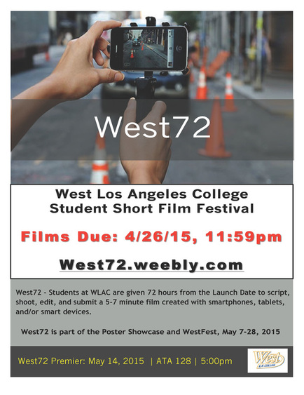 West72 Flyer Due Date